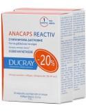 DUCRAY Anacaps Reactiv 60 Caps (2 packs x 30 caps)