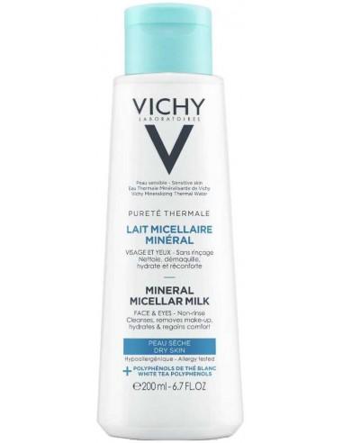 VICHY Purete Thermale Mineral Micellar Water, Sensitive Skin, 200ml