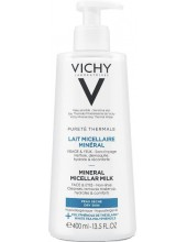 VICHY Purete Thermale Mineral Micellar Milk, Dry Skin, 200ml