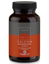 TERRANOVA Calcium Magnesium Complex 50 veg. Caps
