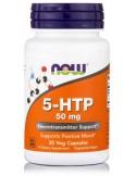 NOW 5-HTP 50mg 30 Caps