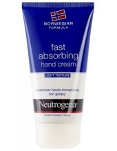 NEUTROGENA Fast Absorbing Hand Cream Light Texture 75ml