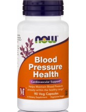 NOW Blood Pressure Health 90 Veg.Caps