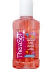 THERASOL Plus Junior Φθοριούχο Στοματικό Διάλυμα 250ml Δώρο οδοντόβουρτσα 6-9 ετών