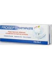 FROIKA FROISEPT Froisept Toothpaste with stevia 75 ml