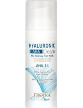 FROIKA Hyaluronic AHA - 14 Cream Pump 50ml