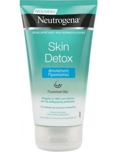 Neutrogena Skin Detox Cooling Scrub 150ml