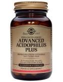 SOLGAR Advanced Acidophilus Plus Veg.Caps 60