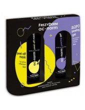 Frezyderm PROMO AC-Norm με Peel-off Mask & Peeling Gel Gift