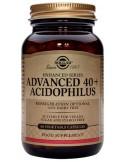 SOLGAR Advanced 40+ Acidophilus Veg.Caps 60