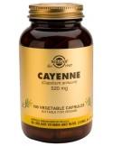 SOLGAR Cayenne Veg.Caps 100s
