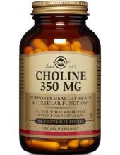 SOLGAR Choline 350mg Veg.Caps 100s