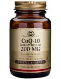 SOLGAR Coenzyme Q-10 200mg Veg.Caps 30s