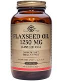SOLGAR Flaxseed Oil 1250mg Softgels 100s