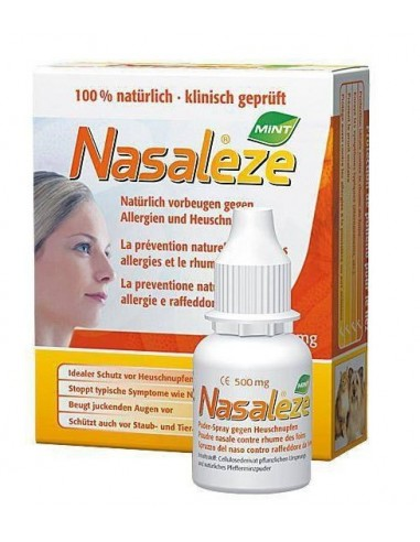 Inpa Nasaleze Allergy Blocker