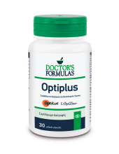 DOCTOR'S FORMULAS optiplus 30 veg.caps
