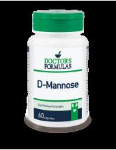 DOCTOR'S FORMULAS D-Mannose  60 caps
