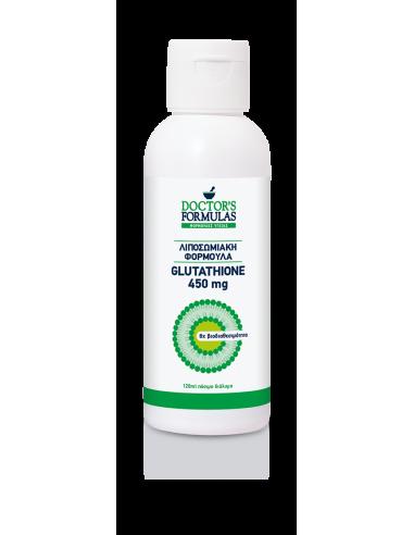 DOCTOR'S FORMULAS Liposomal  Glutathione 450 mg