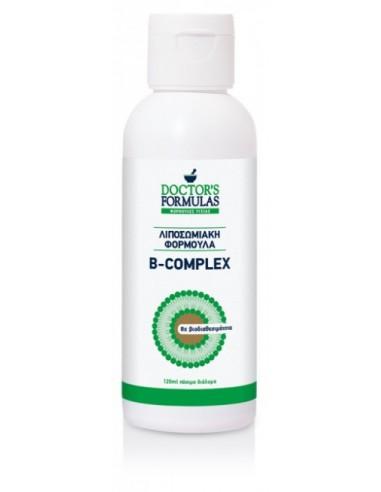 DOCTOR'S FORMULAS B-Complex 120ml