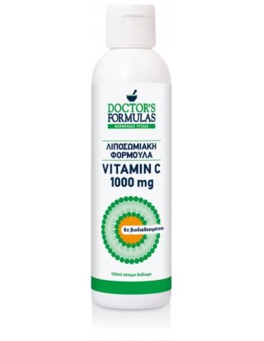 DOCTOR'S FORMULAS Vitamin C 1000mg 150ml