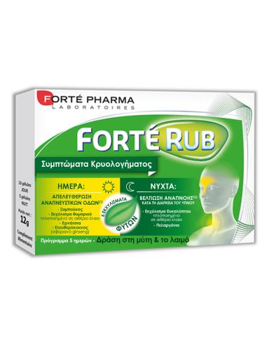 Forte Pharma ForteRub