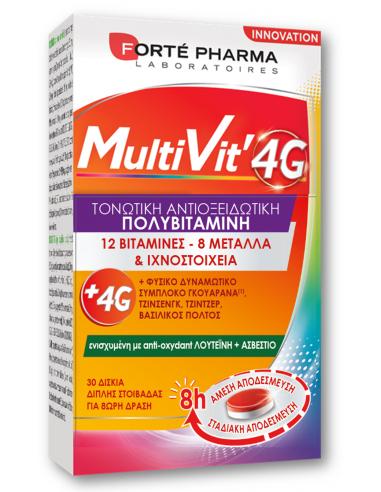 Forte Pharma MultiVit4g 30caps