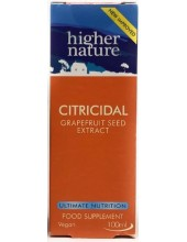 HIGHER NATURE Citricidal Grapefruit Seed Extract 25ml