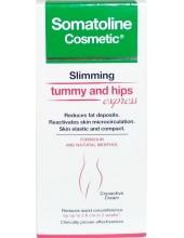 SOMATOLINE Women Slimming Tummy & Hips Treatment Express 150ml