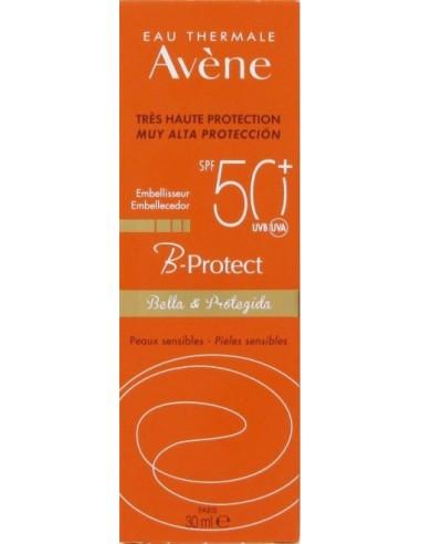 AVENE Tres Haute Protection Creme B-Protect Spf 50+, 30ml