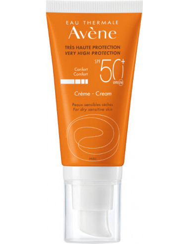 AVENE Tres Haute Protection Creme SPF 50+ 50ml