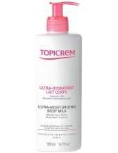 Topicrem Ultra-Moisturizing Body Milk 500ml