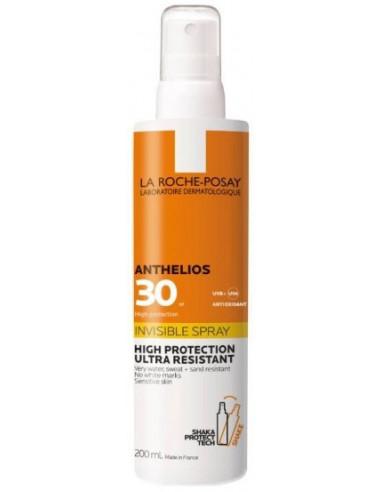 LA ROCHE-POSAY Anthelios Invisible Spray SPF30 200ml