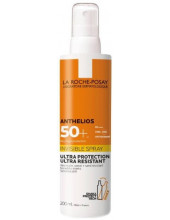 LA ROCHE-POSAY Anthelios Invisible Spray SPF50 200ml
