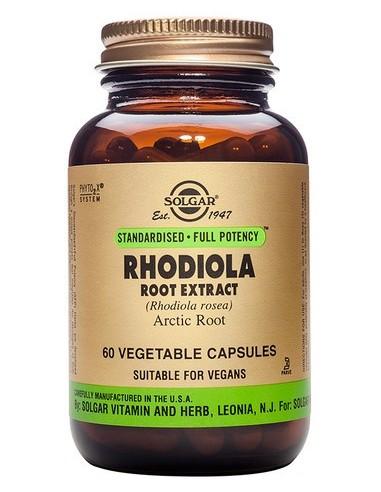 SOLGAR SFP Rhodiola Root Extract 60 Veg.Caps