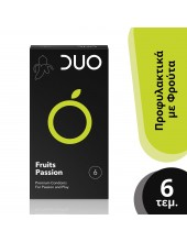 DUO Fruits Passion (Flavoured) 6 pcs