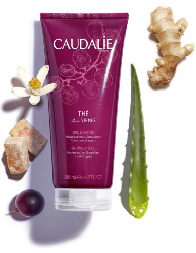 CAUDALIE The des Vignes Shower Gel tube 200ml