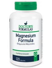 DOCTOR'S FORMULAS Magnesium Formula 120 caps