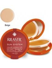 RILASTIL Sun System Color Corrector SPF50+, 01 Beige 10g