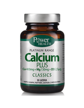 POWER HEALTH Classics Calcium Plus 30 Tabs