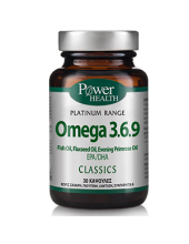 POWER HEALTH Classics Omega 3-6-9 30 Caps