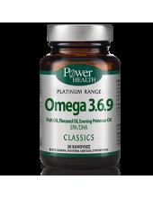 POWER HEALTH Classics Omega 3-6-9 30 Caps