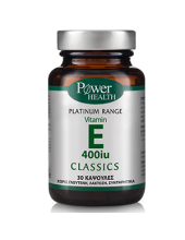 POWER HEALTH Classics Vitamin E 400iu 30 Caps