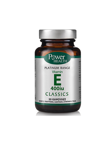 POWER HEALTH Classics Vitamin E 400iu 30 Caps