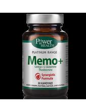 POWER HEALTH Classics Memo+ 30 Caps