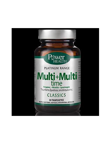 POWER HEALTH Classics Multi+Multi Time 30 Tabs
