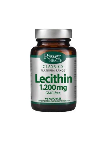 POWER HEALTH Classics Lecithin 1.200mg 60 Caps