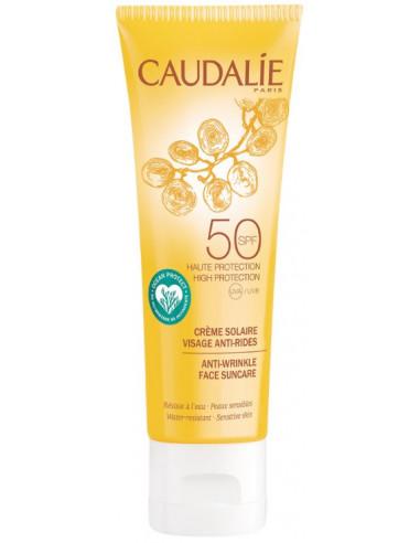 CAUDALIE Anti-Wrinkle Face Suncare SPF 50, 25ml