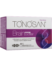 UNI-PHARMA Tonosan Brain Energy Booster 15 vials x 7ml