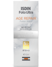 ISDIN FotoUltra Age Repair Fusion Water Safe-Eye Tech 50SPF, 50ml