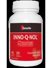Innovite INNO-Q-NOL, CoQ10 Ubiquinol 100mg, 60 softgels
